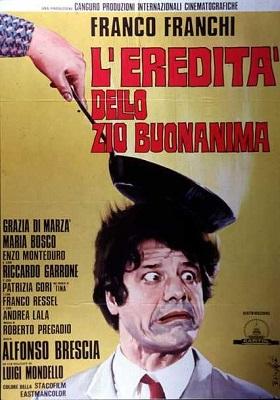 L'eredità Dello Zio Buonanima (1974) HDTV 720P ITA AC3 x264 mkv
