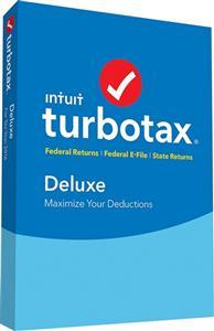 download Intuit TurboTax Deluxe / Business 2018
