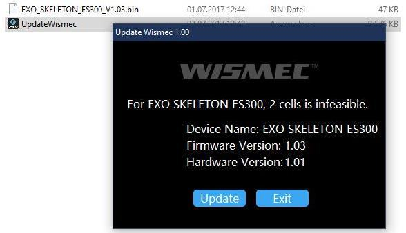 Firmware 1 03 disables option for 2 cells: FastTech Forums
