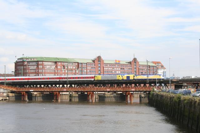 ES 64 F4-032 Hamburg Oberhafen-Brücke