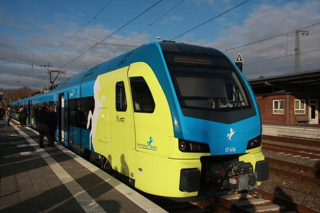 ET 414 94 80 1428 114-1 D-WFB Rheine Rheine