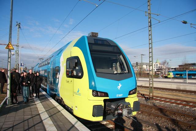 ET 607 94 80 0445 007-8 D-WFB Rheine