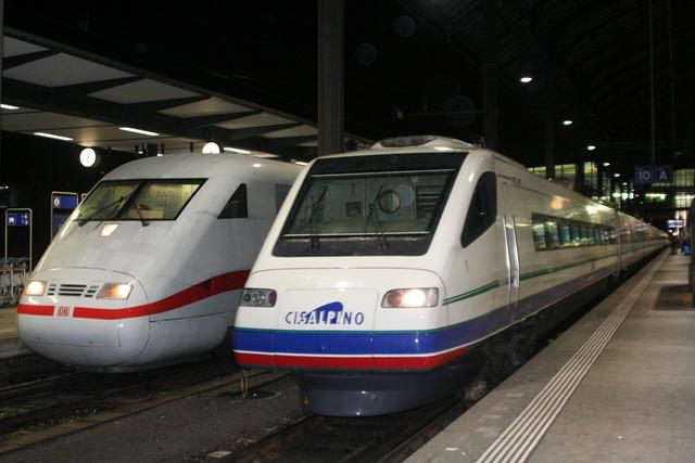 ETR 470 054 Basel SBB