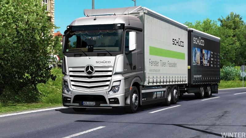 REBUILD]Mercedes New Actros edit by Alex Page 39 SCS