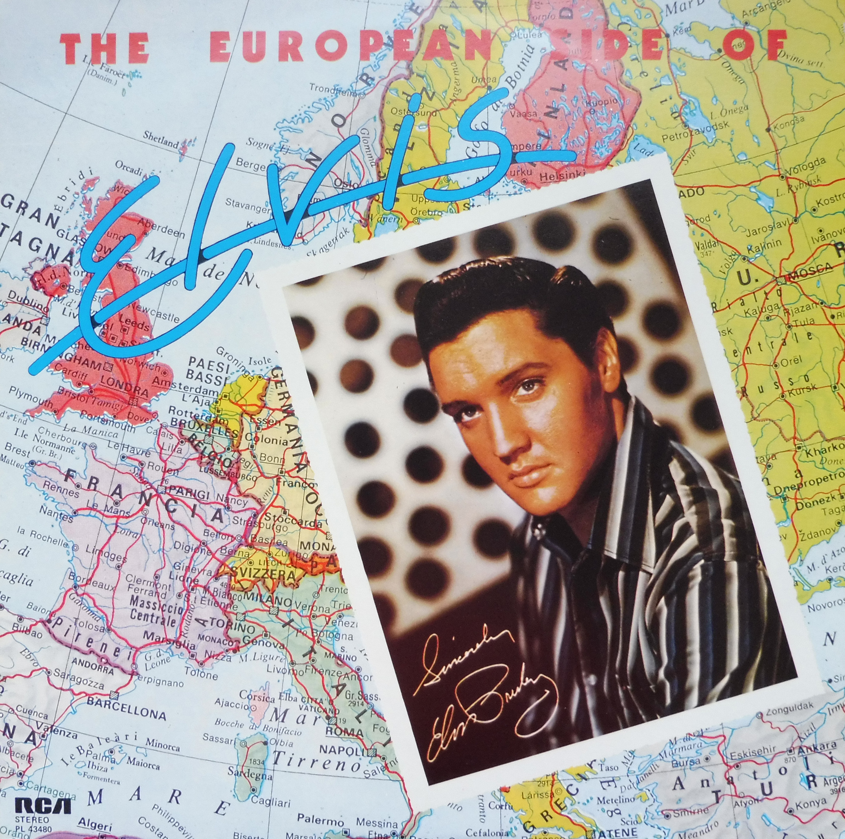 THE EUROPEAN SIDE OF ELVIS Europeansideittanfroneofhd