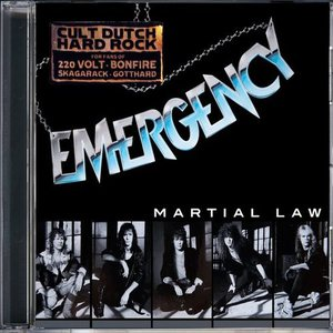 Emergency – Martial Law (Digitally Remastered) (2016) Album (MP3 320 Kbps)