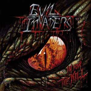 Evil Invaders - In For the Kill (EP) (2016)