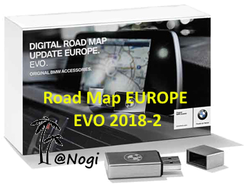 road map europe evo 2018 2 gps underground your. Black Bedroom Furniture Sets. Home Design Ideas
