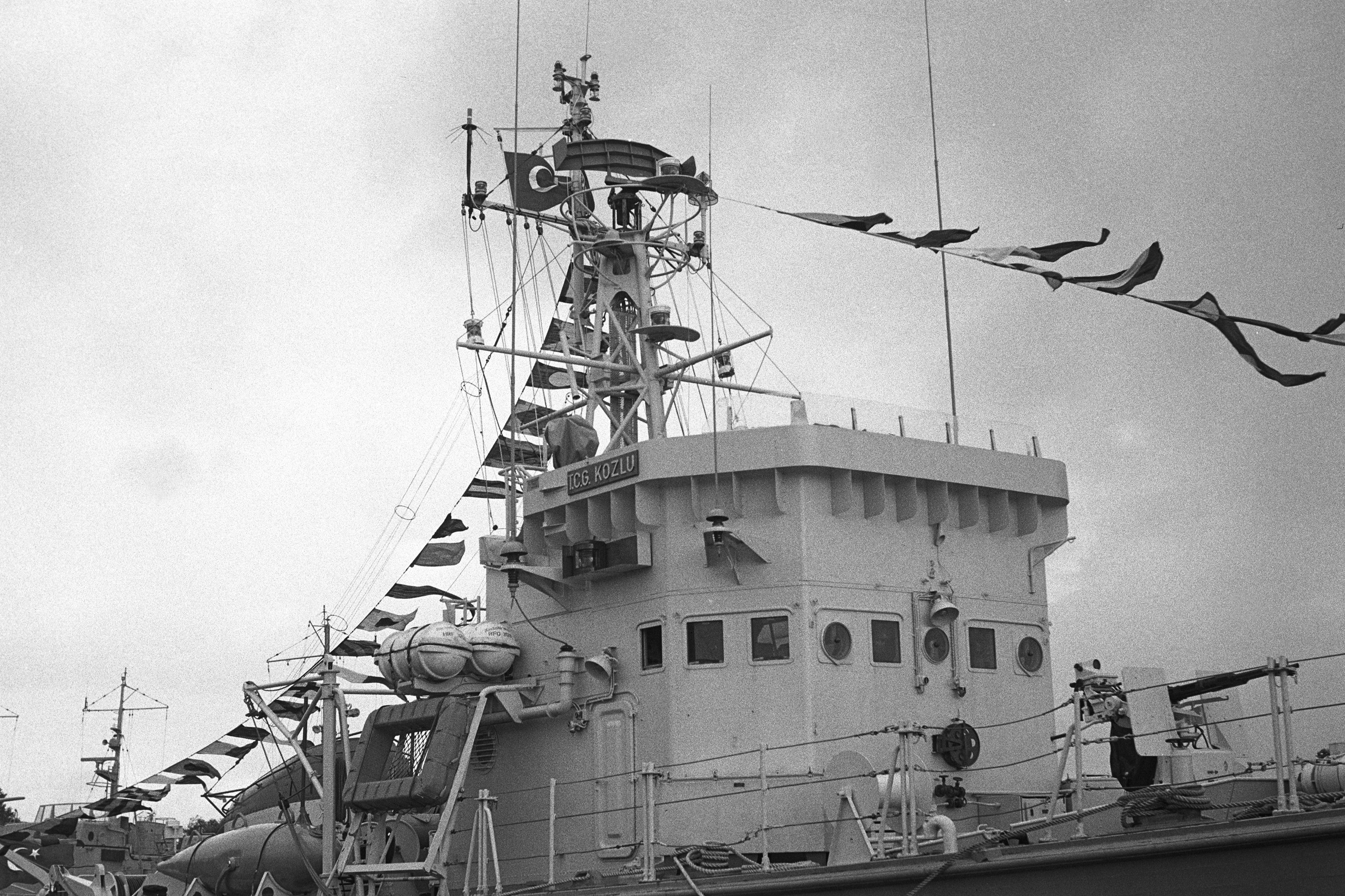 Démineur Mercure classe de la Federal Navy 1: 250 Ex-klasse321002edkg6