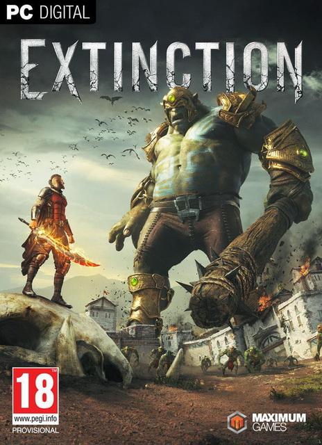 Extinction Full indir – SKIDROW