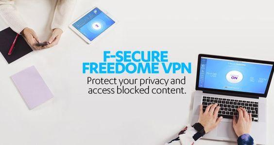 download F-Secure FREEDOME VPN v2.10.4980.0