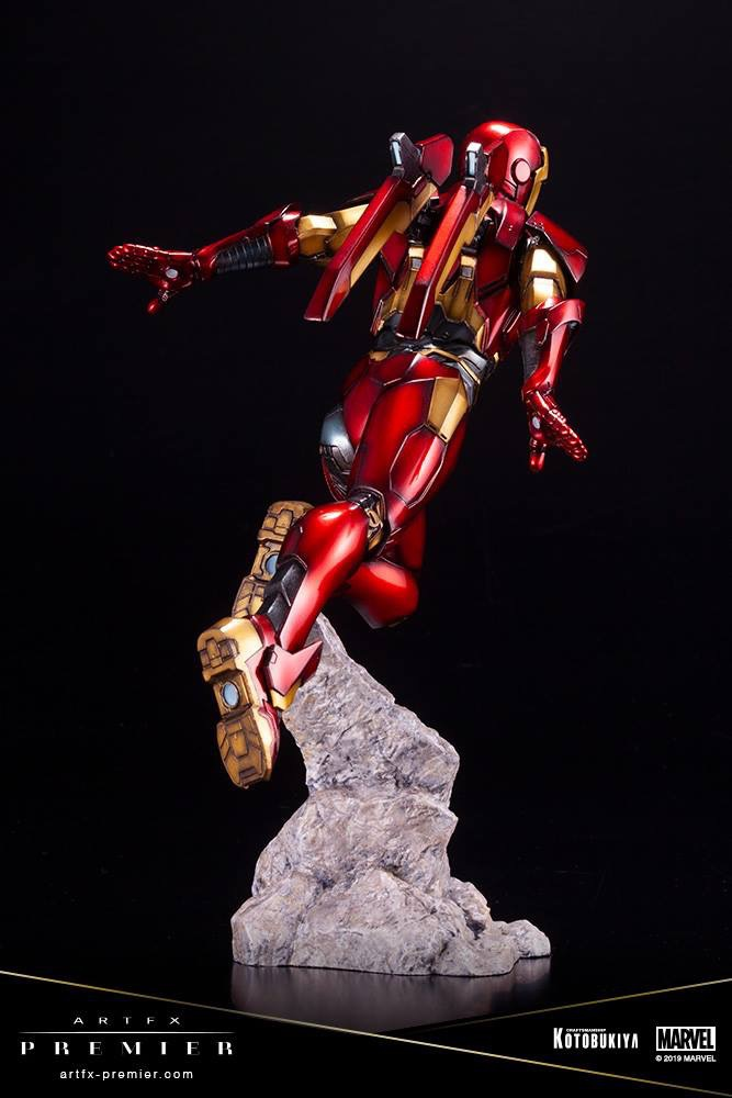 Polystoned - the art of collecting - ARTFX Statue - AVENGERS