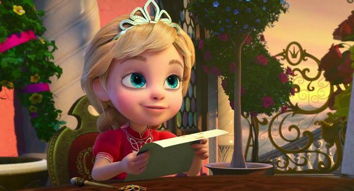 Prenses ve Ejderha Ekran Görüntüsü 1