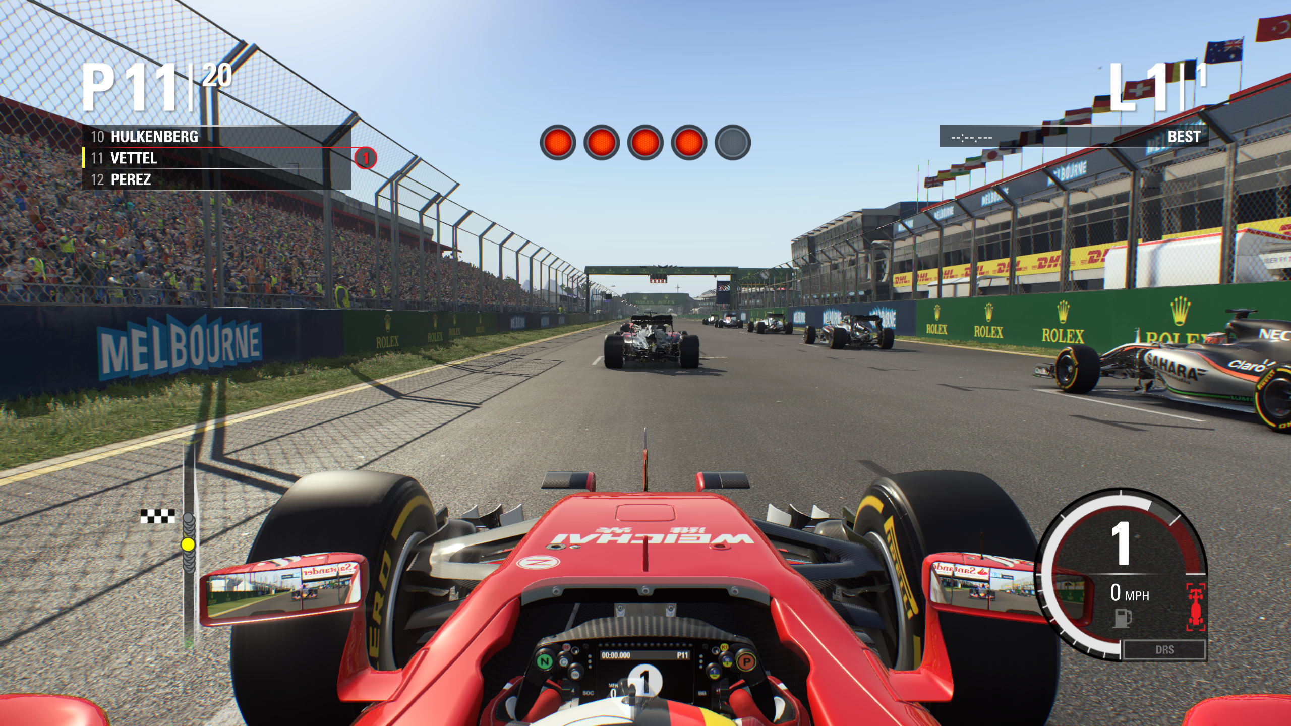 Game is a blury mess on ( PC - General Discussion - Codemasters