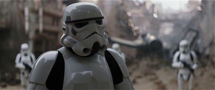 Rogue One: Bir Star Wars Hikayesi Ekran Görüntüsü 2