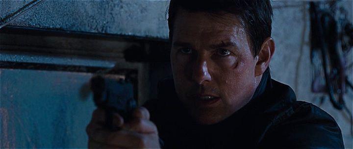 Jack Reacher: Asla Geri Dönme Ekran Görüntüsü 1