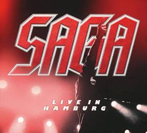 Saga - Live in Hamburg (Limited Edition) (2016)