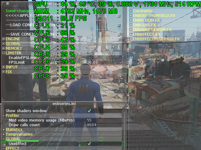 Draw Call Performance In Fallout 4   AnandTech Forums