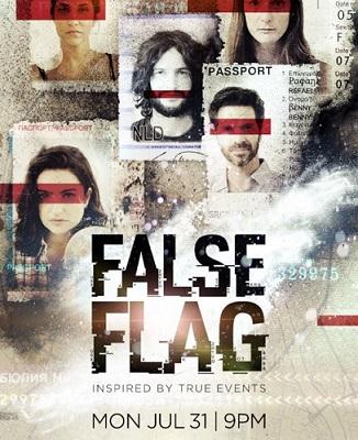 False Flag - Stagione 1 (2017) (Completa) HDTV ITA AAC x264 mkv