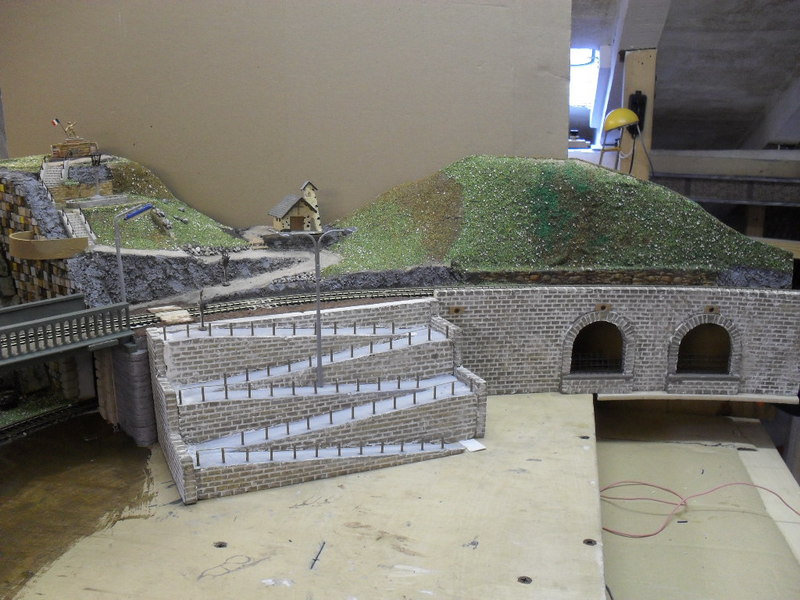 Kleine aber feine Anlage Falzaregokapelle2mhont