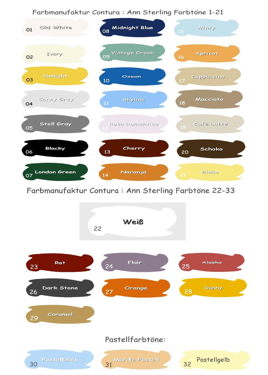 kreidefarbe shabby chic vintage farbe 19 80 l m belfarbe antik m bel lack wei ebay. Black Bedroom Furniture Sets. Home Design Ideas