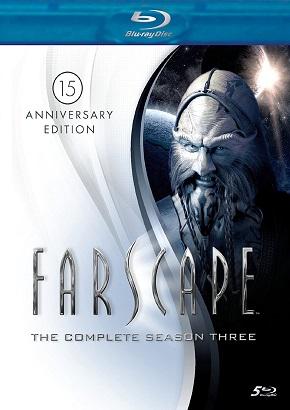 Farscape - Stagione 3 (2002) (Completa) BDMux 720P ITA AAC x264 mkv