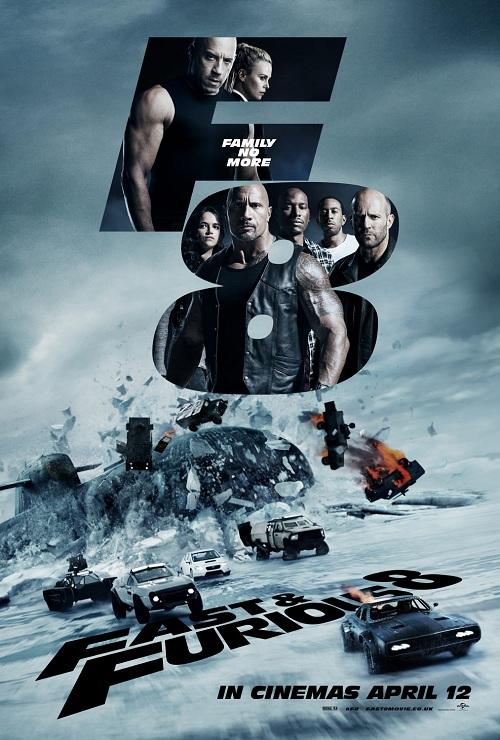 Hızlı ve Öfkeli 8 HD Film indir