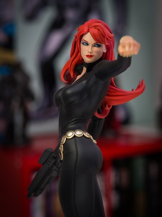 XM Studios : Black Widow Six Scale Statue Fb-9270249gesbh
