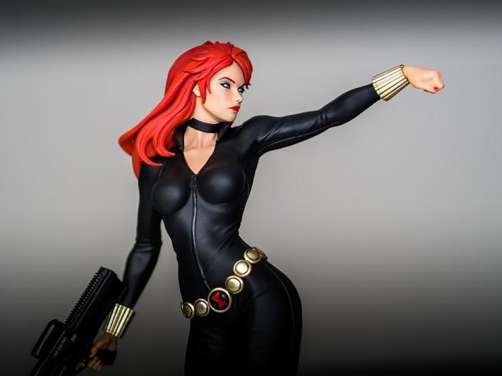 XM Studios : Black Widow Six Scale Statue Fb-9270263e9sy3