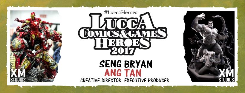 XM Studios: Italy Lucca Comics & Games 2017 - November 01-05 Fbbannerlucca2newcjqk0