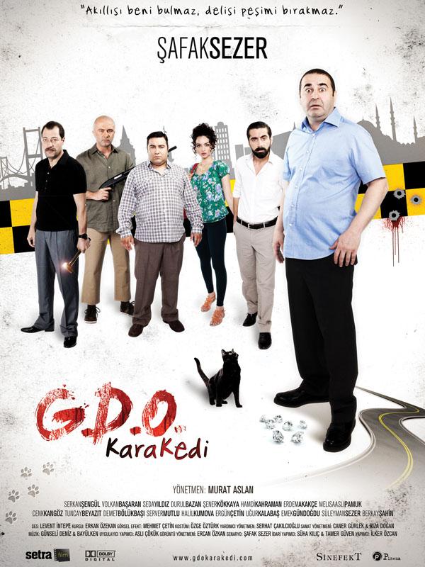 G.D.O. KaraKedi (2013) Film İndir