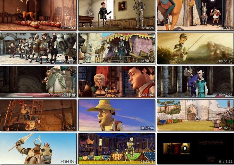 Don Kişot Ekran Görüntüsü 1