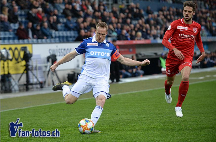 Schluss mit Adidas FC Luzern gibt Craft Ausrüstervertrag