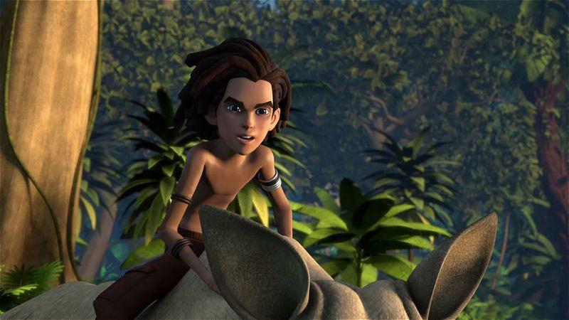 Tarzan and Jane: 1.Sezon Tüm Bölümler Ekran Görüntüsü 2
