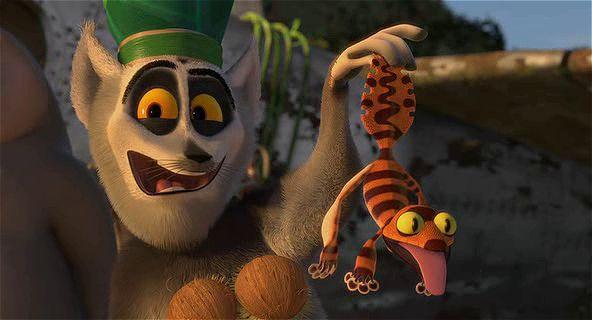 Madagaskar 2 Ekran Görüntüsü 2