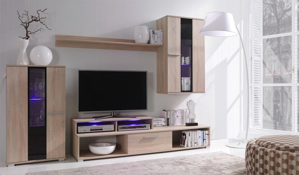 Wohnwand Bluemabell Möbel Und Wohnen Mit Stil
