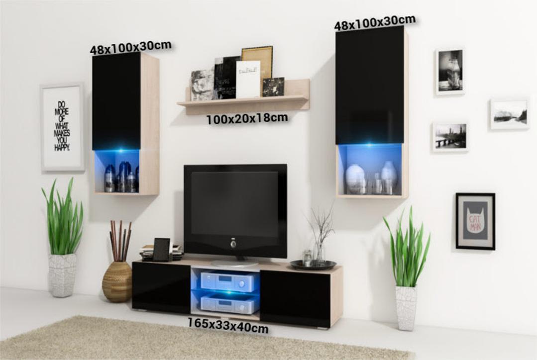 Wohnwand | Bluemabell - Möbel, Wohnen und Mehr mit Stil.