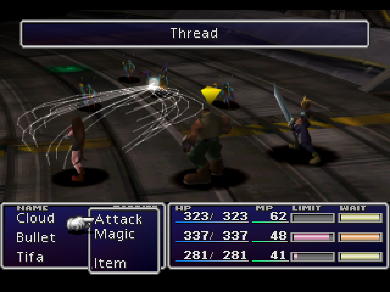 PS1 Emulation can do amazing things nowadays (FFVII) | ResetEra