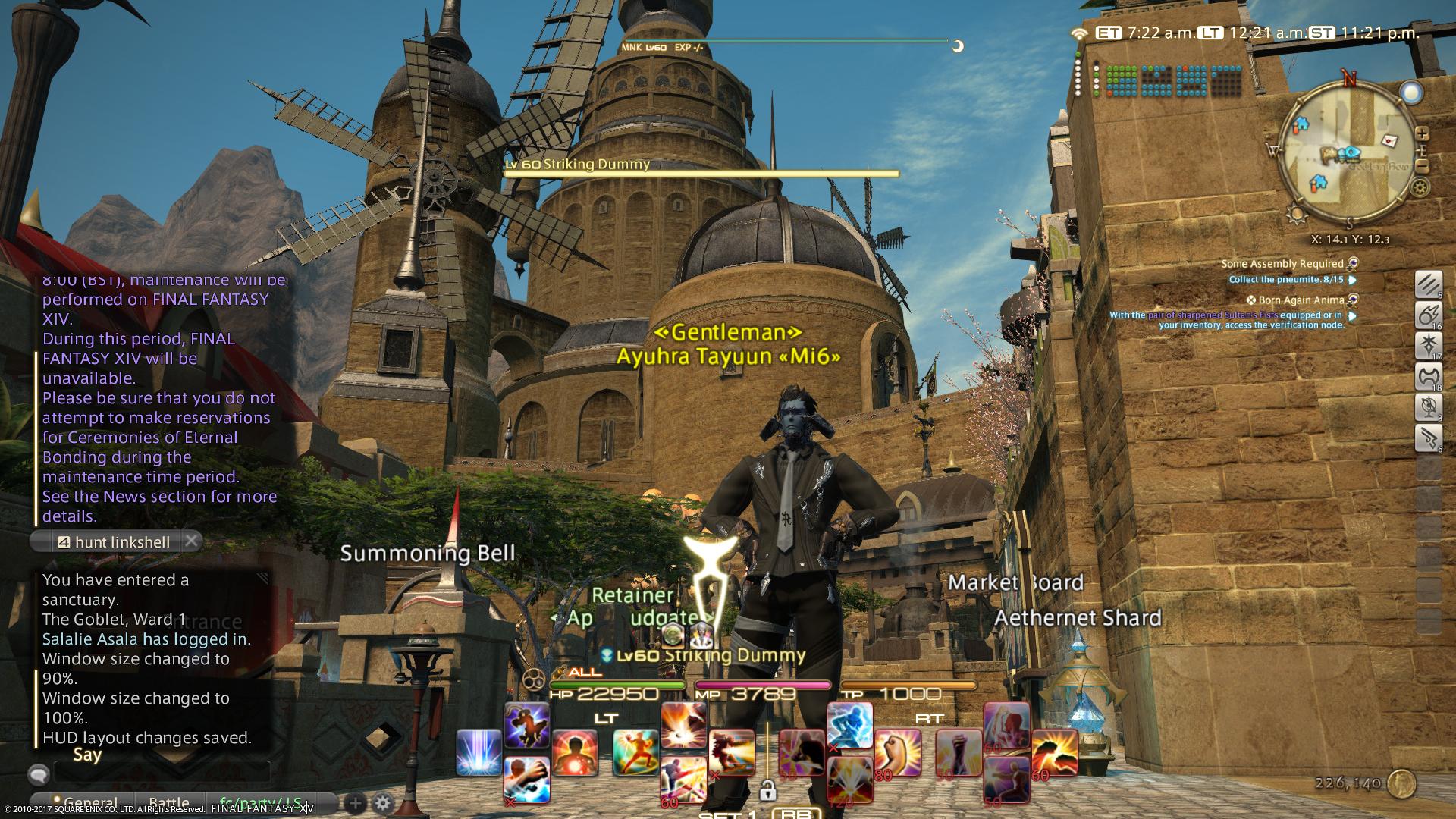 Final Fantasy XIV: Heavensward |OT2| RIP Bowmage 2015-2017  | NeoGAF