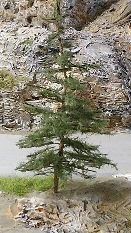 Baum Bau aus Kupferdraht - Stummis Modellbahnforum