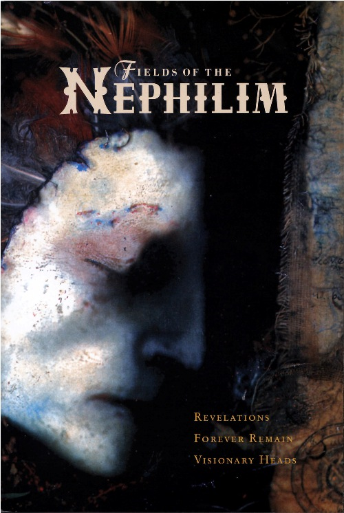 Fields Of The Nephilim – Revelations.Forever Remain.Visionary Heads (2002) [DVD9]