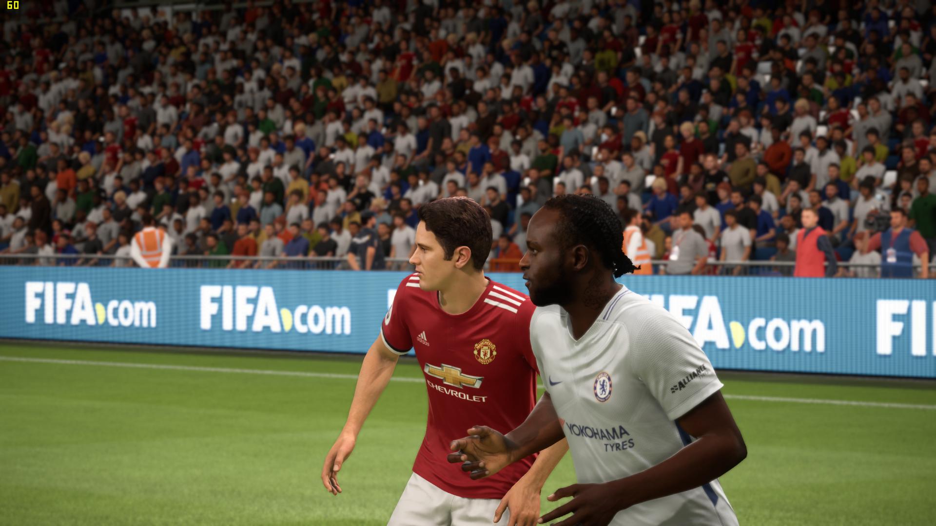 FIFA 18 Demo Impressions | NeoGAF