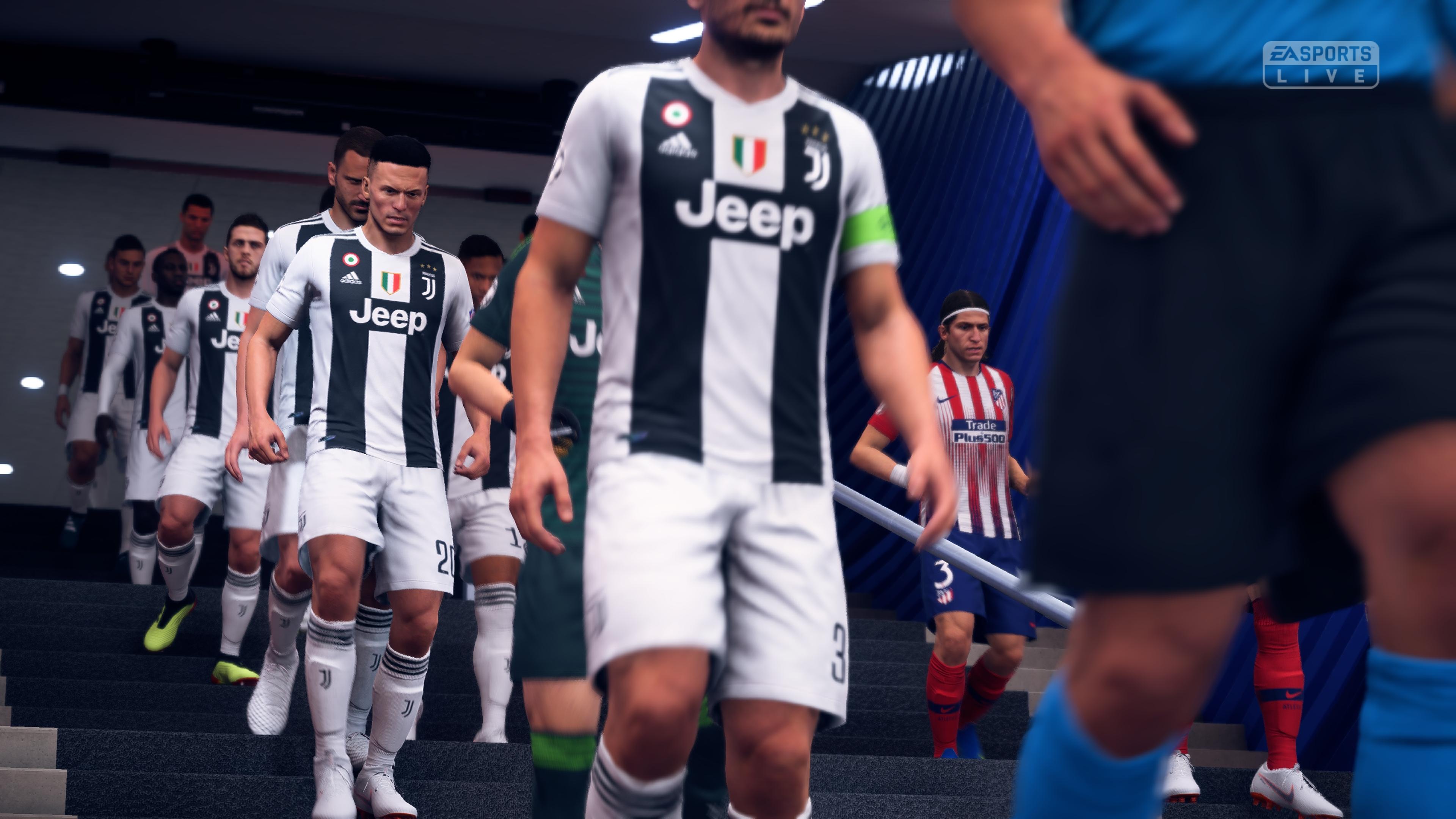 Soooooo      anyone playing that FIFA 19 demo? | ResetEra