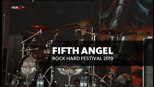 Fifth Angel - Rock Hard Festival (2019)