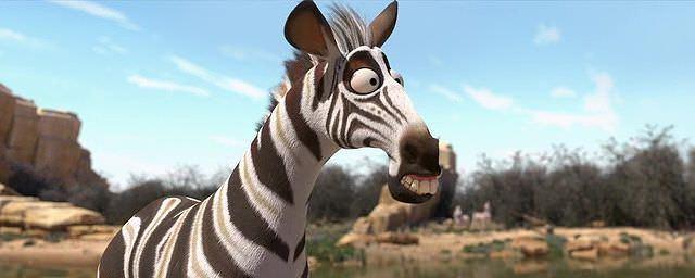 Cesur Zebra Ekran Görüntüsü 2
