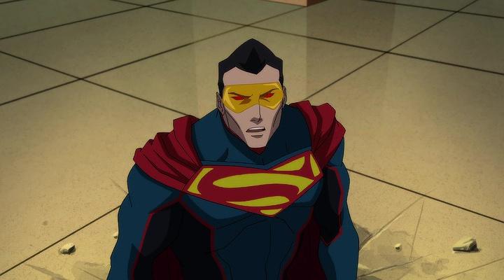 Süpermenler Hükümdarlığı Ekran Görüntüsü 1