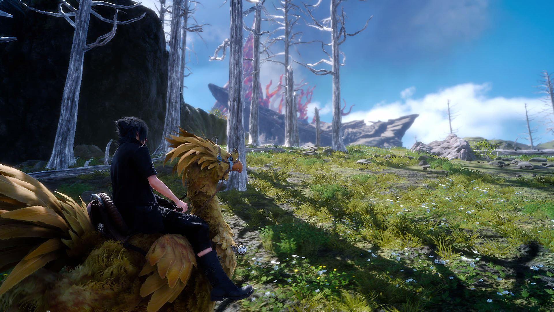 New Final Fantasy XV screenshots | NeoGAF