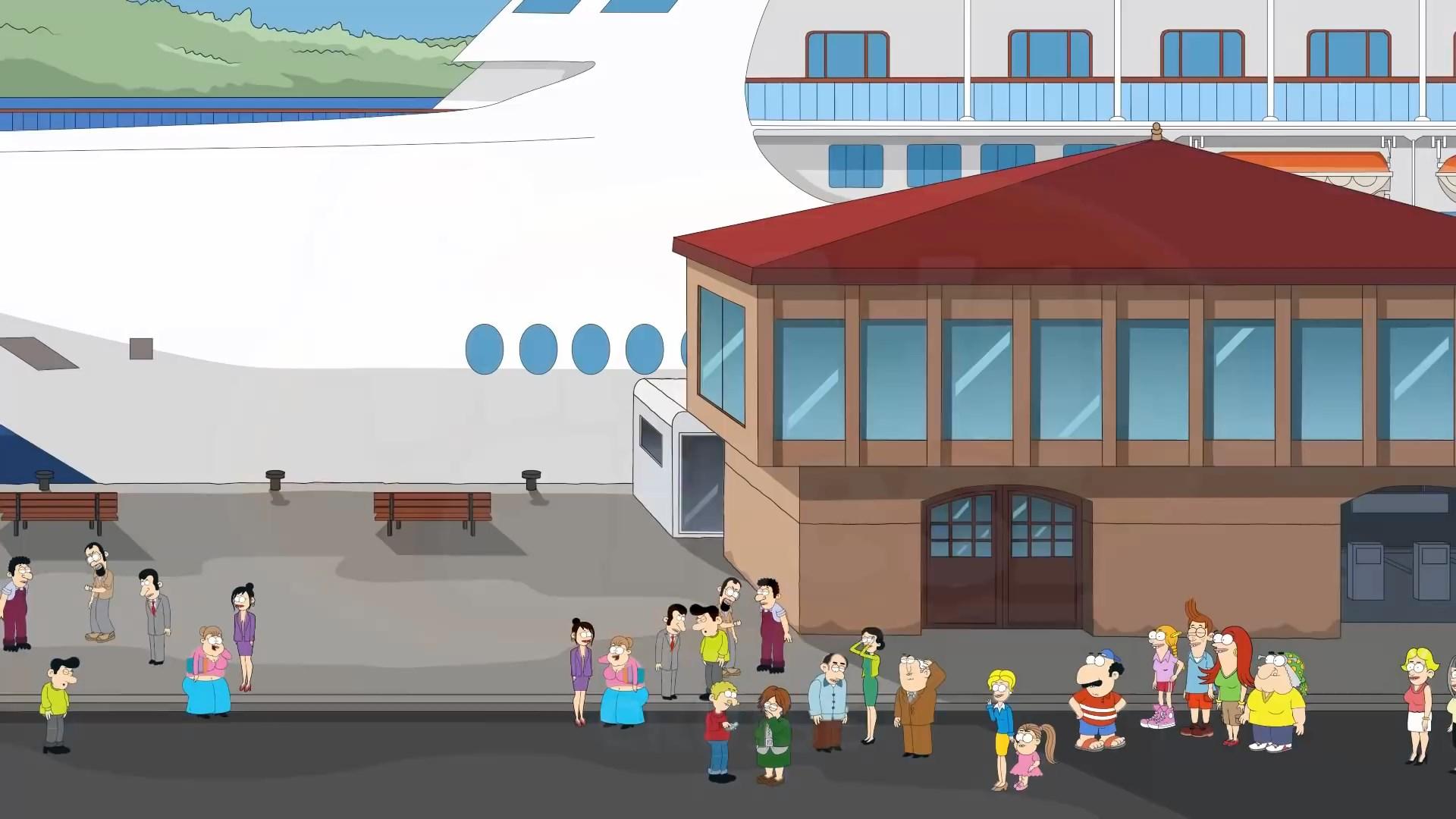 Fırıldak Ailesi - 2013 - 2.Sezon - 1080p - WEB-DL - x264 - Türkçe - Yerli Animasyon - Dizi