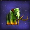 Flachlandmammut