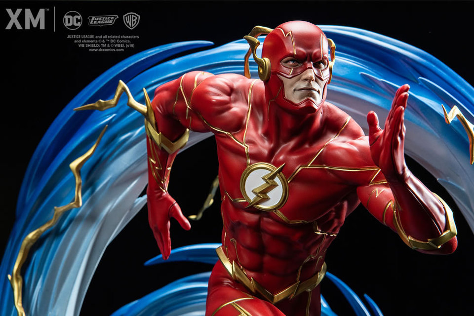 Premium Collectibles : JLA Flash 1/6**   Flash001hej1x